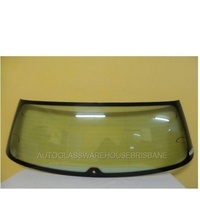 VOLKSWAGEN GOLF V - 7/2004 to 12/2008 - 3DR/5DR HATCH - REAR WINDSCREEN GLASS - HEATED - WITH ANTENNA