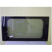 FORD TRANSIT VH/VM - 11/2000 to 9/2014 - SWB VAN - RIGHT SIDE FRONT BONDED FIXED WINDOW GLASS - NEW