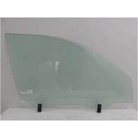 HYUNDAI TUCSON - 5DR WAGON 8/04>3/07 - RIGHT SIDE FRONT DOOR GLASS