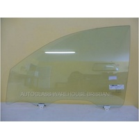 MITSUBISHI TRITON ML / MN - LEFT SIDE FRONT DOOR GLASS - 2 / 4DR UTE 6/2006 > 4/2015
