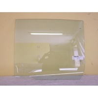 MITSUBISHI TRITON DUAL CAB ML/MN - LEFT SIDE REAR DOOR GLASS - 4DR UTE 6/2006 > 4/2015