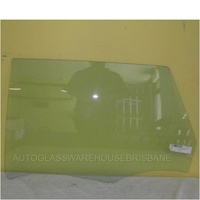 NISSAN MURANO WAGON 8/05 to 12/08 5DR WAGON LEFT SIDE REAR DOOR GLASS