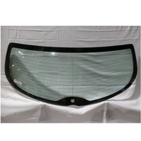 NISSAN MURANO TZ50 - 5DR WAGON 8/05>12/08 - REAR SCREEN