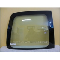 VOLKSWAGEN CADDY LIFE/MAXI VAN - 2/20015 to CURRENT - LEFT SIDE REAR BARN DOOR GLASS (NOT HEATED) - GREEN