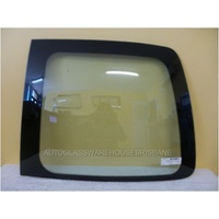 VOLKSWAGEN CADDY LIFE/MAXI VAN - 2/20015 to CURRENT - RIGHT SIDE REAR BARN DOOR GLASS (NOT HEATED) - GREEN