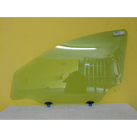 MITSUBISHI 380 - 4DR SED 9/05>3/08 - PASSENGERS - LEFT SIDE - FRONT DOOR GLASS