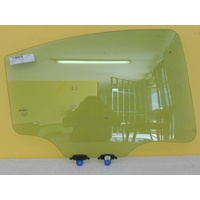 MITSUBISHI 380 - 4DR SEDAN 9/05>CURRENT - RIGHT SIDE REAR DOOR GLASS