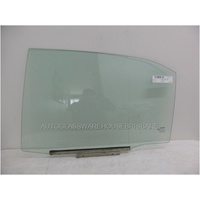 suitable for TOYOTA CAMRY ACV40 - 4DR SEDAN 7/06>12/11 - LEFT SIDE REAR DOOR GLASS