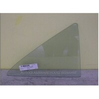 suitable for TOYOTA CAMRY - 4 DR SED 7/06>12/11 - DRIVERS - RIGHT SIDE-REAR QUARTER DOOR GLASS