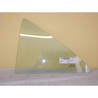 suitable for TOYOTA CAMRY ACV40 - 4DR SEDAN 7/06>12/11 - LEFT SIDE REAR QUARTER GLASS