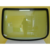 suitable for TOYOTA CAMRY ACV40 - 4 DOOR SEDAN 7/06>12/11 - REAR WINDSCREEN