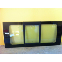FORD TRANSIT VH-VJ-VM- VAN 11/2000 > 9/2014 - RIGHT SIDE GENUINE BONDED SLIDING WINDOW