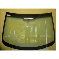 suitable for TOYOTA CAMRY 7/06 to 12/11 ACV40R  4DR SEDAN FRONT WINDSCREEN GLASS(mould-no rain sensor)