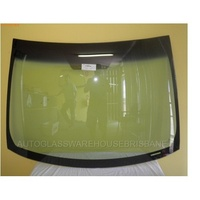 suitable for TOYOTA COROLLA ZRE152R - 5/2007 to 10/2012 - 5DR HATCH FRONT WINDSCREEN GLASS