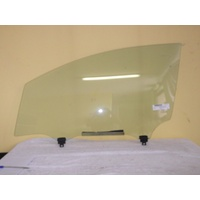 suitable for TOYOTA COROLLA ZRE152R - 5/2007 to 10/2012 - 5DR HATCH - LEFT SIDE FRONT DOOR GLASS