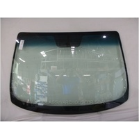 NISSAN MICRA K12 - 8/2007 to 10/2010 - HATCH - FRONT WINDSCREEN GLASS