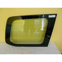 suitable for TOYOTA LANDCRUISER 200 Series  11/07-CURR-DRIVERS-RIGHT SIDE-CARGO GLASS-ENCAP