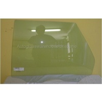 FORD TERRITORY WAGON 5/04 to CURRENT SX/ SY/ SY2  4DR WAGON LEFT SIDE REAR DOOR GLASS