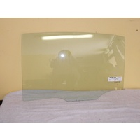 HONDA ACCORD CP - 4DR SEDAN 2/08>CURRENT - LEFT SIDE REAR DOOR GLASS