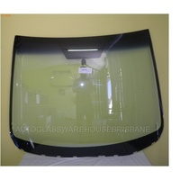 MAZDA 2 DE - 5DR HATCH 9/07>8/14 - FRONT WINDSCREEN GLASS