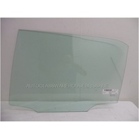 suitable for TOYOTA COROLLA ZRE152R - 5/2007 to 10/2012 - 5DR HATCH - PASSENGERS - LEFT SIDE - REAR DOOR GLASS