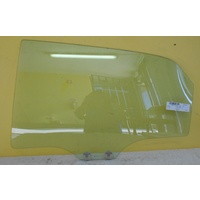 MAZDA 2 DE10 - 5DR HATCH 9/07>8/14 - PASSENGER - LEFT SIDE REAR DOOR GLASS