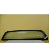 HOLDEN COMMODORE UTE 8/07` to 5/2013 VE 2DR  UTE REAR REAR SCREEN -UTE GLASS