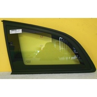 HOLDEN COMMODORE VE - WAGON 3/08>CURR - PASSENGER - LEFT SIDE - CARGO GLASS ENCAPSULATED