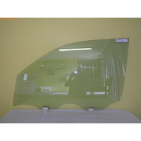 NISSAN X-TRAIL T31 - 5DR WAGON 10/2007>2/2014 -LEFT SIDE FRONT DOOR GLASS