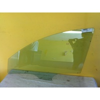 MAZDA 3 BL - 4/5DR SED/HAT 4/09>11/13 - PASSENGERS - LEFT SIDE-FRONT DOOR GLASS