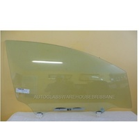 suitable for TOYOTA COROLLA ZRE152R - 5/2007 to 10/2012 - 5DR HATCH - RIGHT SIDE FRONT DOOR GLASS