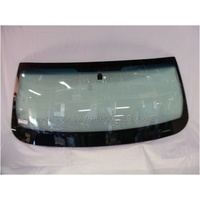 JEEP CHEROKEE KK - 2/2008 to 5/2014 - 4DR WAGON - FRONT WINDSCREEN GLASS - GREEN