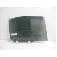 MITSUBISHI LANCER CJ - 4/5DR SEDAN/HATCH 9/07>CURRENT - RIGHT SIDE REAR DOOR GLASS (PRIVACY TINT)