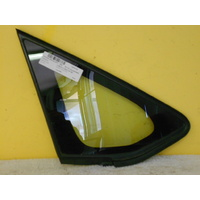 suitable for TOYOTA COROLLA ZRE152R - 5/2007 to 10/2012 - 5DR HATCH - RIGHT FRONT QUARTER GLASS-Encapsulated