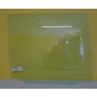 suitable for TOYOTA LANDCRUISER 200 SERIES - 5DR WAGON 11/07>CURRENT - RIGHT SIDE REAR DOOR GLASS
