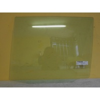 suitable for TOYOTA PRADO 150R - 5DR WAGON 11/09>CURRENT - LEFT SIDE REAR DOOR GLASS