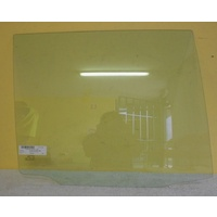 suitable for TOYOTA PRADO 150 SERIES - 5DR WAGON 11/09>CURRENT - RIGHT SIDE REAR DOOR GLASS