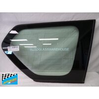 suitable for TOYOTA PRADO 150 SERIES - 5DR WAGON 11/09>CURRENT - RIGHT SIDE CARGO GLASS - ENCAPSULATED