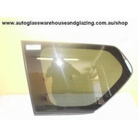 suitable for TOYOTA PRADO 150 SERIES - 5DR WAGON 11/09>CURRENT - LEFT SIDE CARGO GLASS - ENCAPSULATED