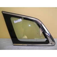 MAZDA CX9 - 4DR WAGON 12/07>11/12 - PASSENGERS - LEFT SIDE CARGO GLASS