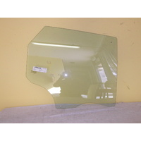MAZDA CX7 - 4DR WAGON 11/06>2/12 - RIGHT SIDE REAR DOOR GLASS
