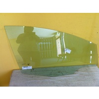 FORD FIESTA - WS/WT - 5DR HAT 1/09>CURR -DRIVERS - RIGHT SIDE - FRONT DOOR GLASS