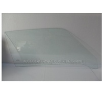 FORD CAPRI MK1 - 2DR COUPE 1969>12/1974 - DRIVERS - RIGHT SIDE FRONT DOOR GLASS - CLEAR