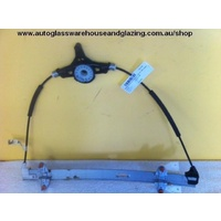 MAZDA 2 DE10Y1 - 5DR HATCH 9/07>CURRENT - RIGHT SIDE REAR DOOR REGULATOR