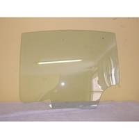 HOLDEN CRUZE JG/JH - 5/2009 to 6/2012 - 4DR SEDAN - LEFT SIDE REAR DOOR GLASS