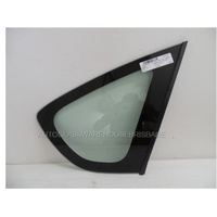 SUBARU IMPREZA SMY07 - 5DR HATCH 8/07>CURRENT - RIGHT SIDE REAR QUARTER GLASS