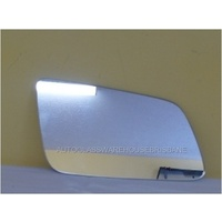 HOLDEN COMMODORE VE - 4DR SEDAN 8/2006>5/2013 - DRIVER - RIGHT SIDE MIRROR - NEW (flat mirror glass only) 92mm tall X 192mm widest