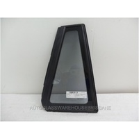 HOLDEN COMMODORE VE/VF - 7/2008 to CURRENT - 4DR WAGON - RIGHT SIDE REAR QUARTER GLASS - ENCAPSULATED