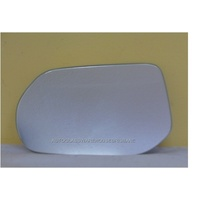 HONDA CIVIC FD  2/2006 to 1/2012 -8th Gen - PASSENGER - LEFT SIDE MIRROR - NEW (flat mirror glass only) 165mm wide X 113mm