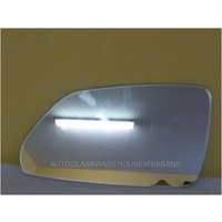 VOLKSWAGEN POLO 9N - 3/5DR HATCH 11/2005>4/2010 - PASSENGER - LEFT SIDE MIRROR-NEW (flat mirror glass only) 155 X 95